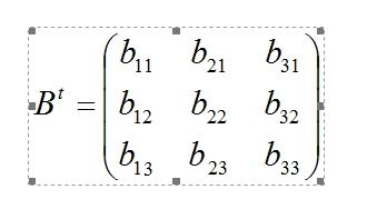 転置行列の表示  scilab   数値...